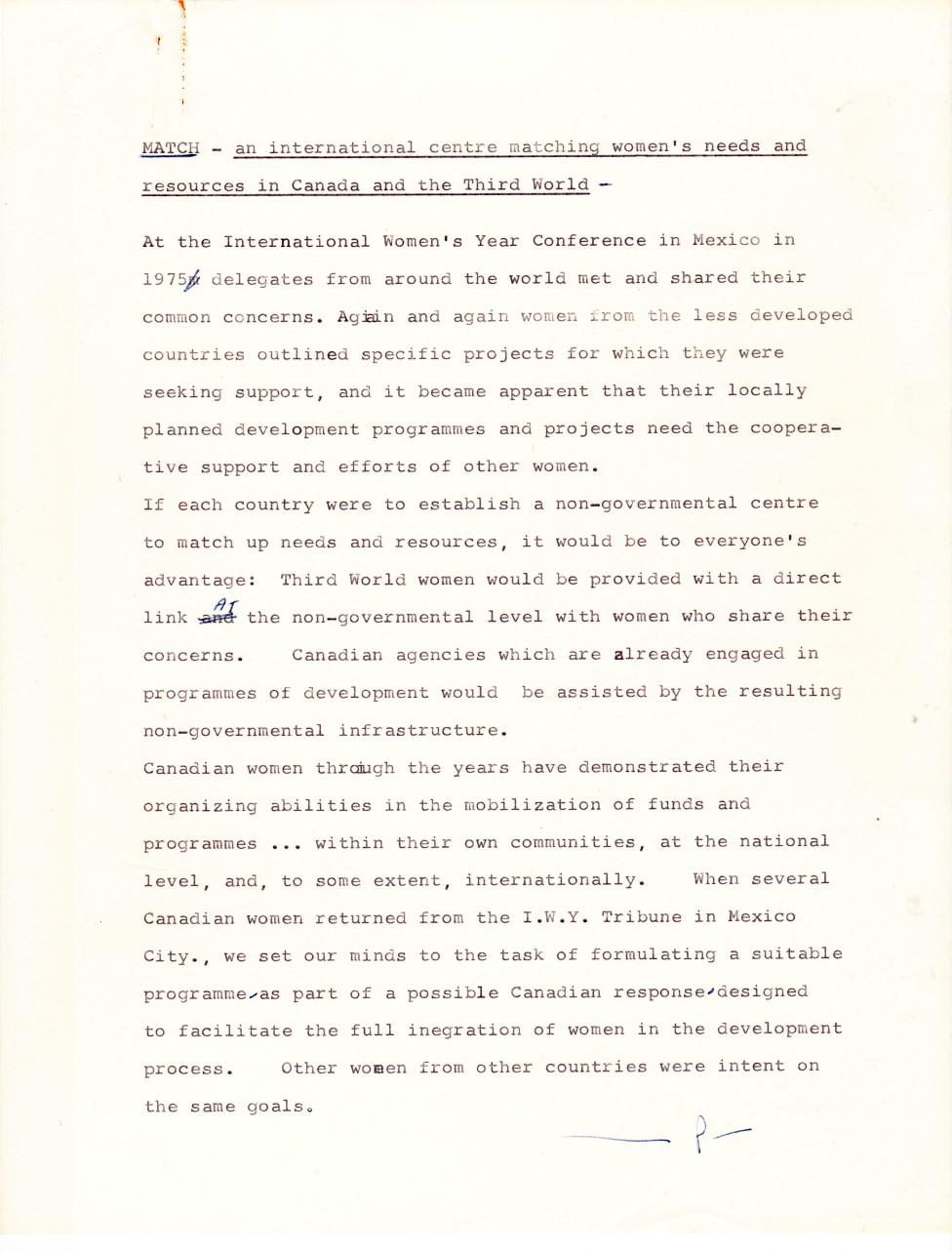 MATCH - Page 1