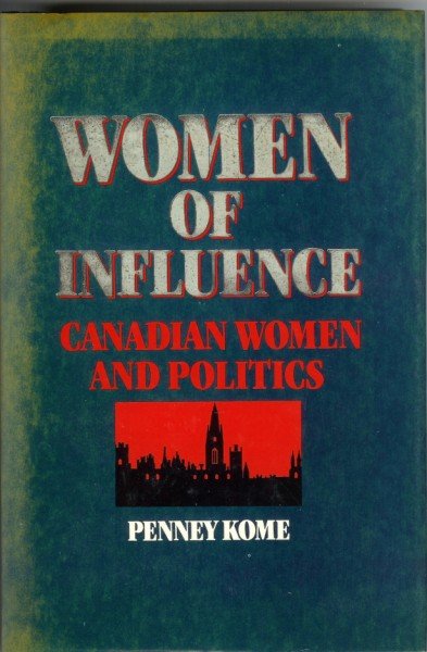 bookcover Women of Influence