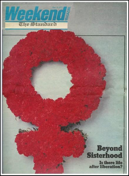 Magazine Cover Beyond Sisterhood